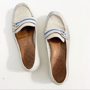 Born boat loafers